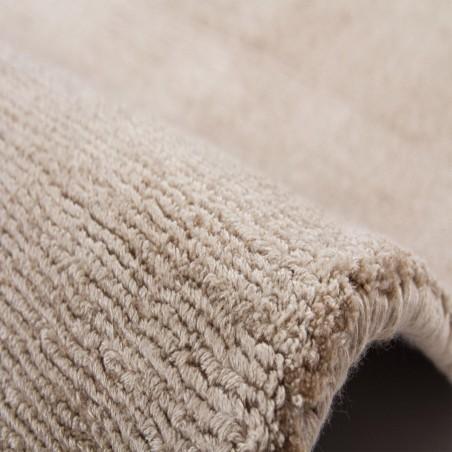 Harrat Vintage Rug - Beige Pile Detail