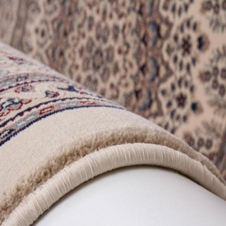 Culan Persian Rug - Cream Edge Detail