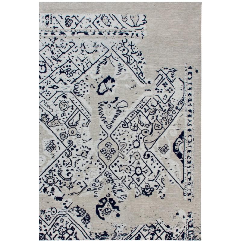 An image of Selva Patterned Rug - 120cm x 170cm
