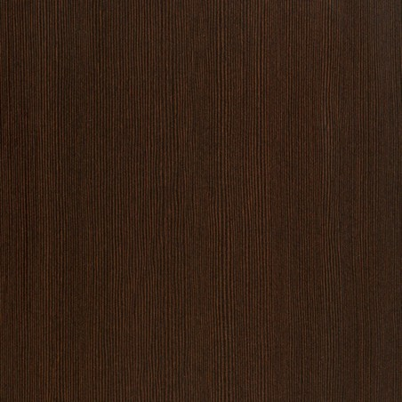 Quillan Glazed Display Cabinet, mahogany colour detail