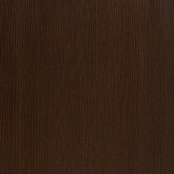 Quillan Tall Narrow Cupboard, mahogany colour detail
