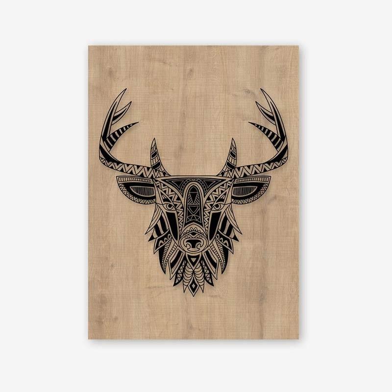 An image of Cervo Wooden Frame