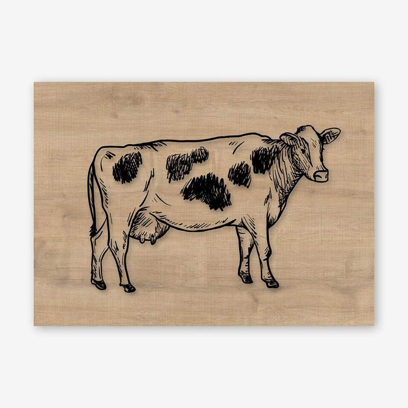 An image of Mucca Wooden Frame