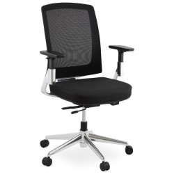 Tampa Mesh Black Office Chair