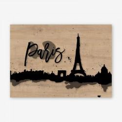 Parigi Wooden Frame Close