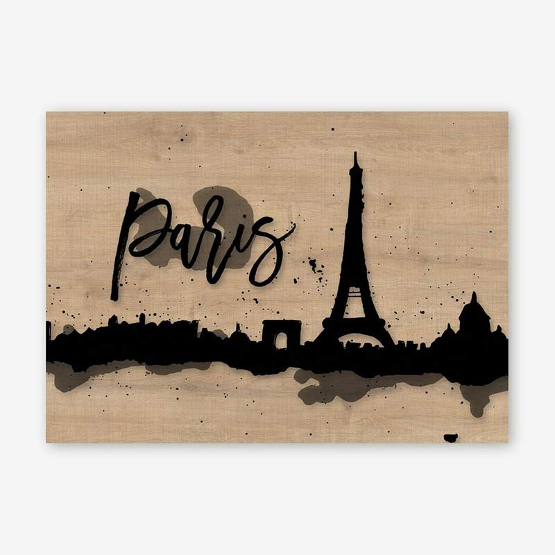 An image of Parigi Wooden Frame
