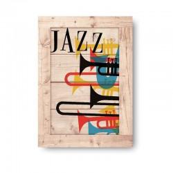 Jazz Wooden Frame