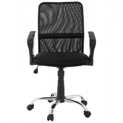 Hartford Mesh Office Chair Front View