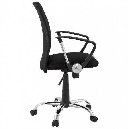 Hartford Mesh Office Chair Side View