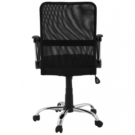 Hartford Mesh Office Chair Rear View