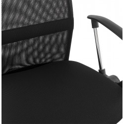 Hartford Mesh Office Chair Seat Detail