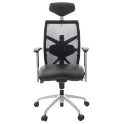 Oakland Mesh Office Chair Front View