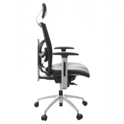 Oakland Mesh Office Chair Side View