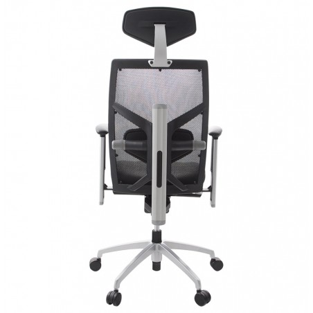 Oakland Mesh Office Chair Rear View