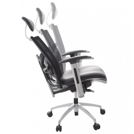 Oakland Mesh Office Chair Adjustment Detail