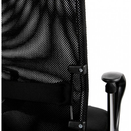 Cambria Classic Office Chair Back detail