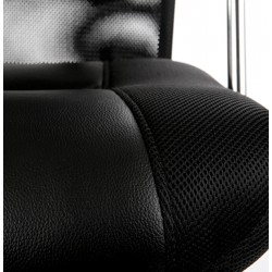 Cambria Classic Office Chair Seat detail