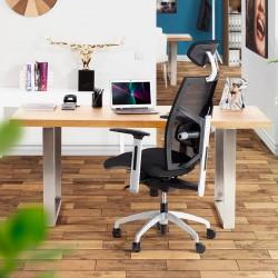 Mitchell Mesh Office Chair Mood shot