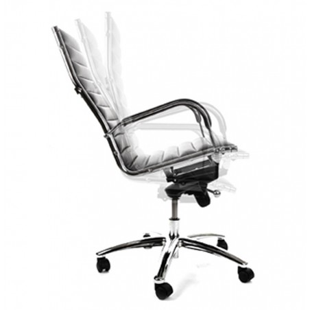 Torrance Designer Office Chair Tilt View