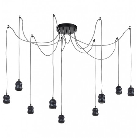 Lana Nine Light Chandelier