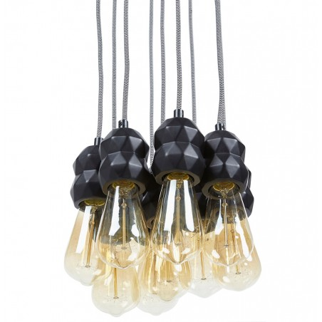 Lana Nine Light Chandelier Option 2