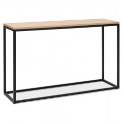Myriden Industrial Console Table