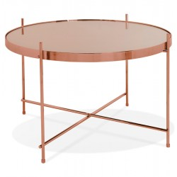 Espodra Medium Coffee Table - Copper