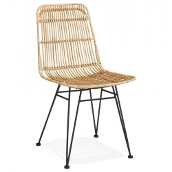 Manifro Rattan Chair - Natural
