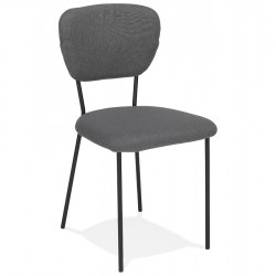 Segno Fabric Upholstered Dining Chair