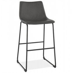 Gauchi Faux Leather 72cm Bar Stool