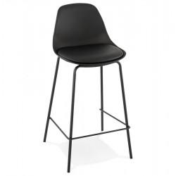 Escalla Designer Bar Stool - Black
