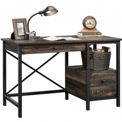 Minworth Industrial 2 Drawer Desk