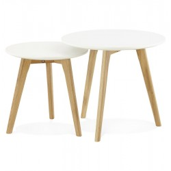 Cerchio Nesting Coffee Tables