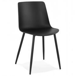 Simplia Dining Chair - Black