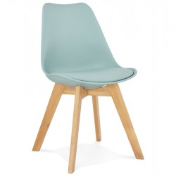 Tylika Light Blue Dining Chair