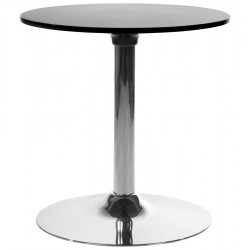 Florero Black Top Coffee Table