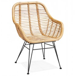 Manifro Rattan Armchair