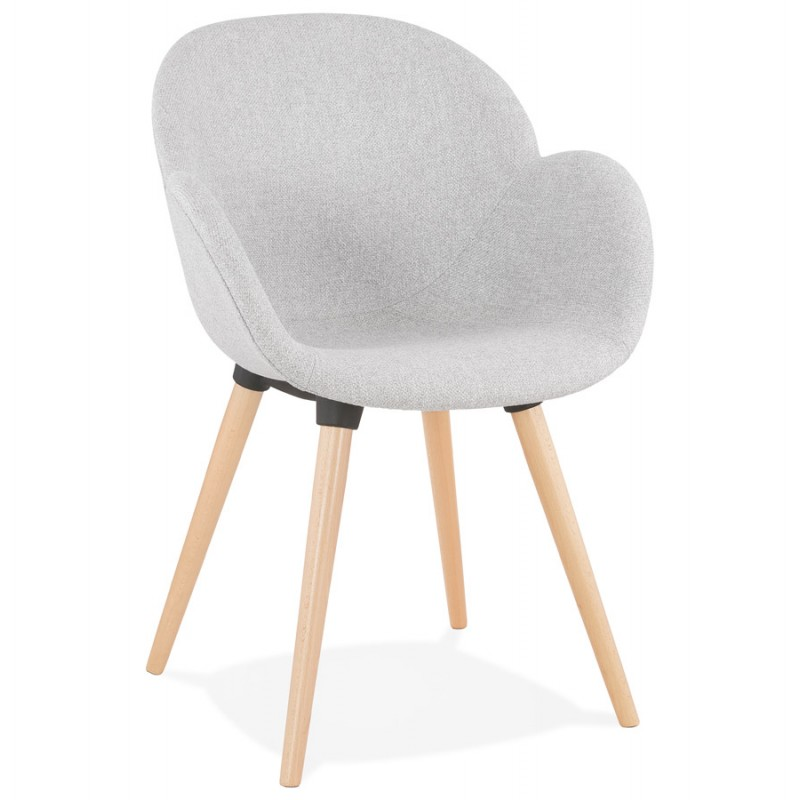 Sagia Fabric Upholstered Armchair
