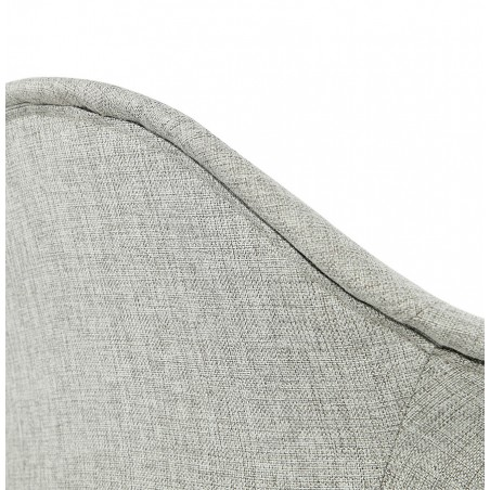 Loco Upholstered Armchair Arm Detail