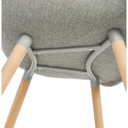 Loco Upholstered Armchair Fixing Detail