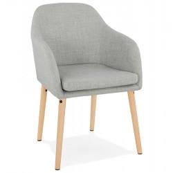 Mulki Scandinavian Style Armchair