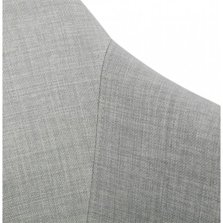 Mulki Scandinavian Style Armchair Arm Detail