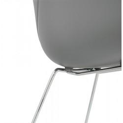 Telsta Modern Armchair - Grey Fixing Detail