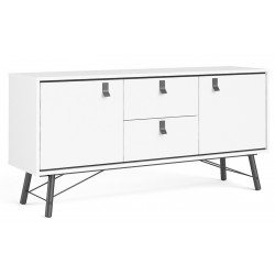 Tula Sideboard in Matt White