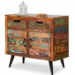 Malvan Small Reclaimed Wood Sideboard
