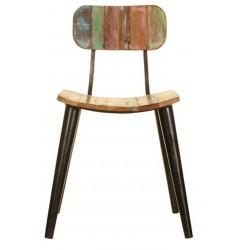 Malvan Reclaimed Wood Dining Chair