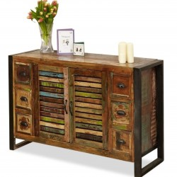 Akola Multi Drawer Sideboard