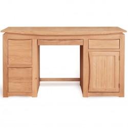 Rosciano Modern Oak Home Office Desk