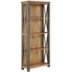 Urban Elegance  Reclaimed Tall bookcase