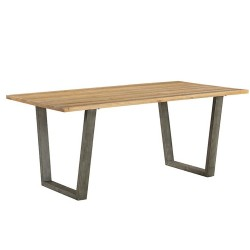 Urban Elegance Reclaimed Dining Table